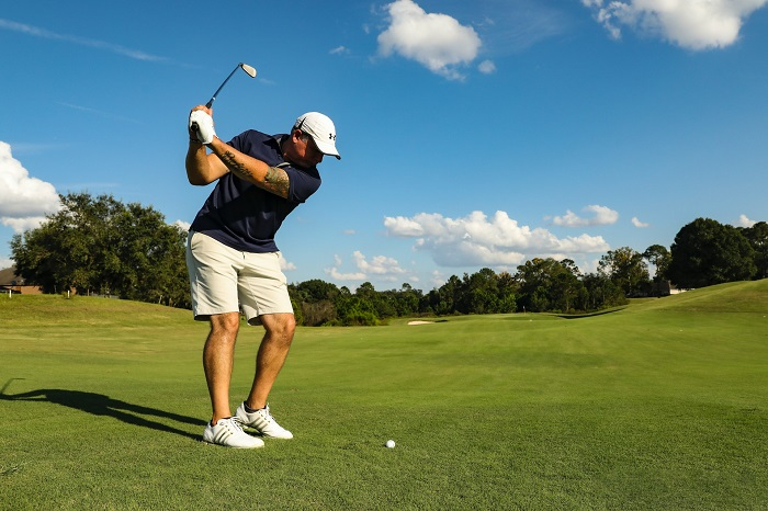 Increasing golf swing speed and distance